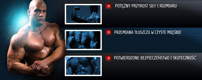 anaboliczne sterydy